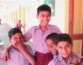 Left to right: Vishal, Gopal, Laxman, Nathji
