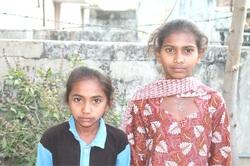 Manisha and Paru
