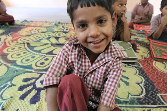 Maypal, the newest and youngest addition to the Mamta School family
