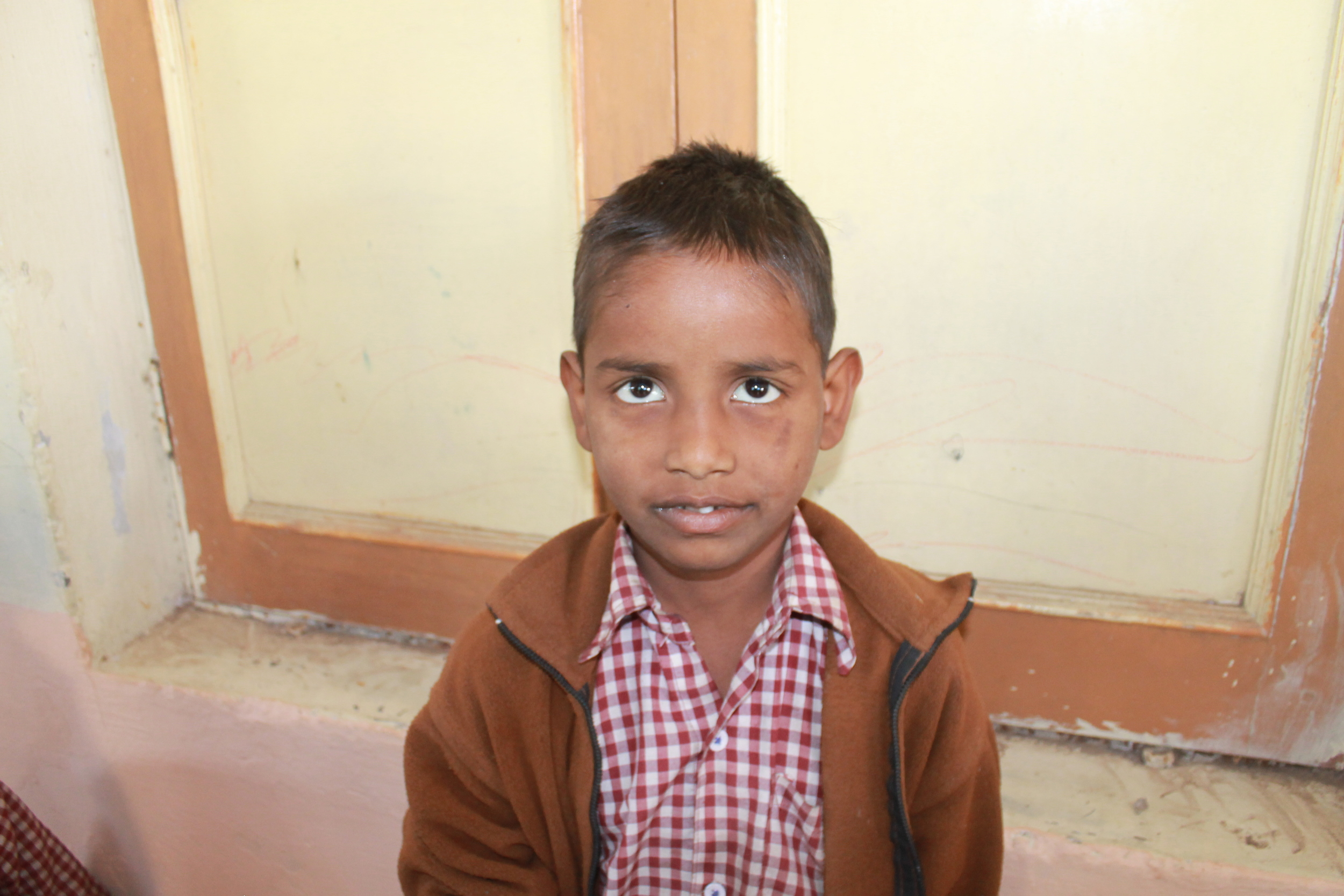 Laxman, 7 years old