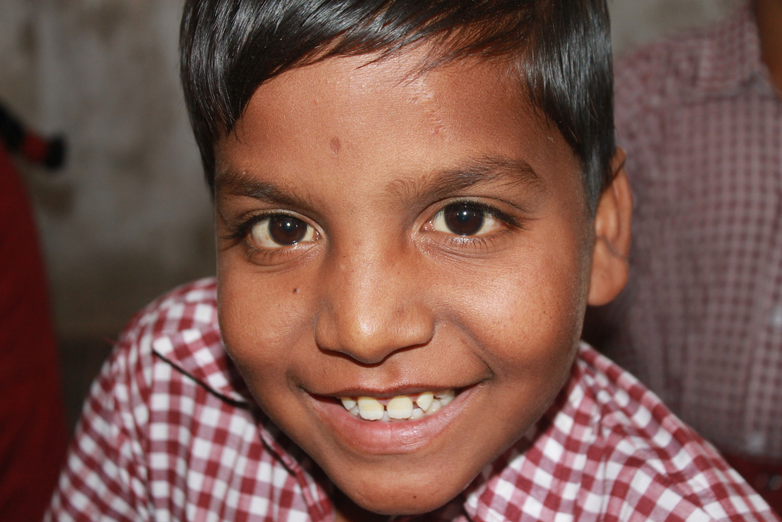 Vishal, 11 years old