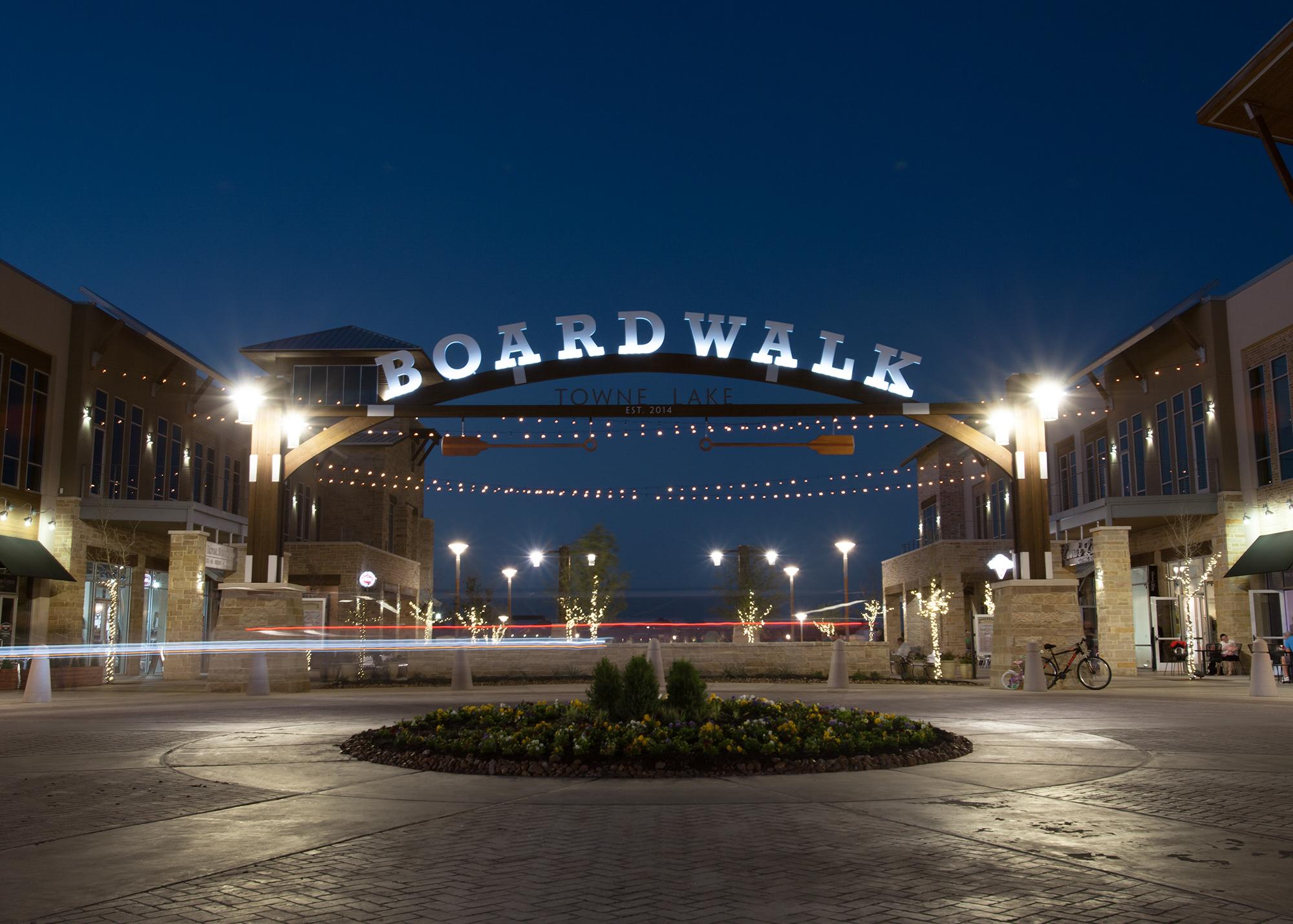 Towne Lake Boardwalk