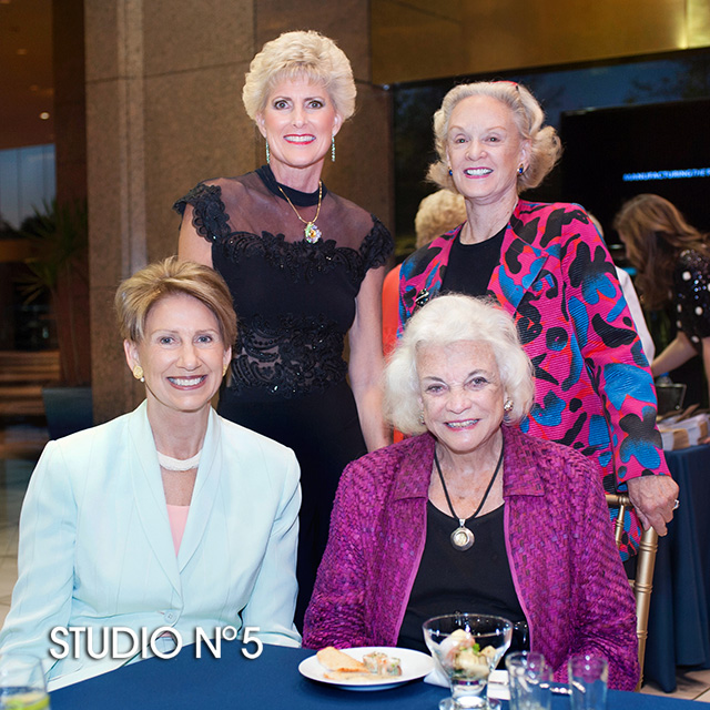 Smithsonian event with Sandra Day O'Connor