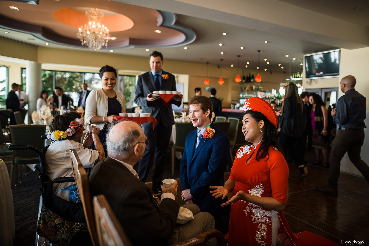 Tea Ceremony Photography Wedding Bay Area
