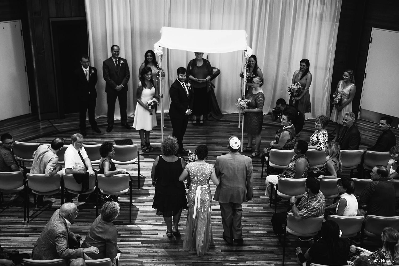 DeTurk Round Barn Wedding