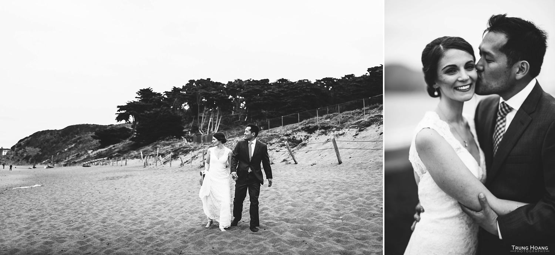 Baker Beach Couples Photos