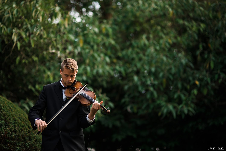 San Francisco Wedding Violinist