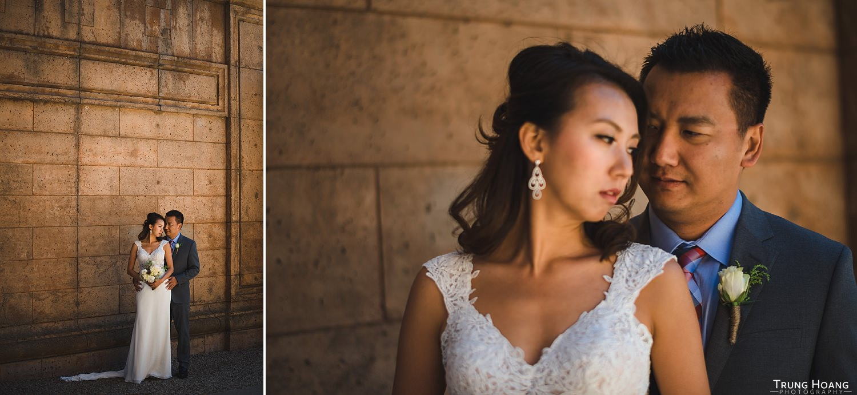 Palace of Fine Arts Wedding Photography
