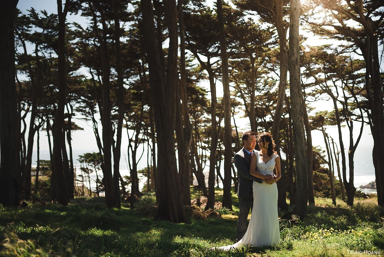 Lands End Wedding Photos