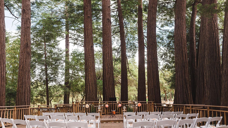 Peterson Grove Wedding Ceremony