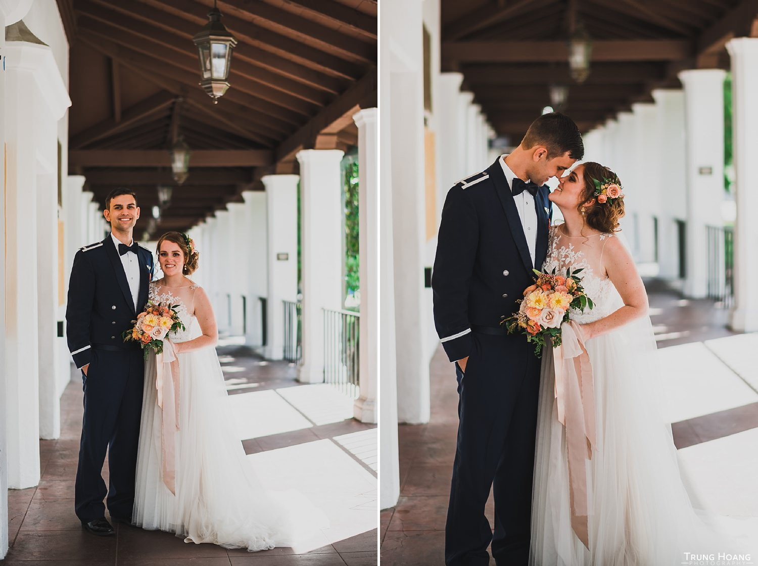 Wedding Photography at Saint Mary's College