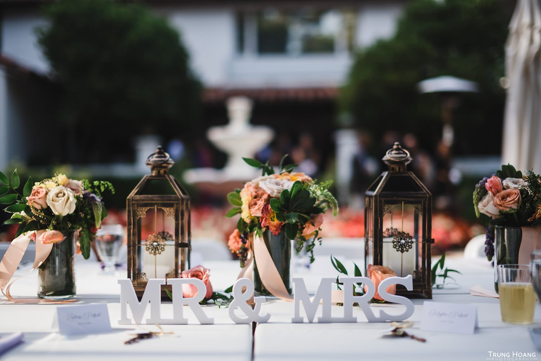 Wedding head table inspiration