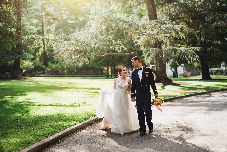 San Francisco Natural Light Wedding Photography