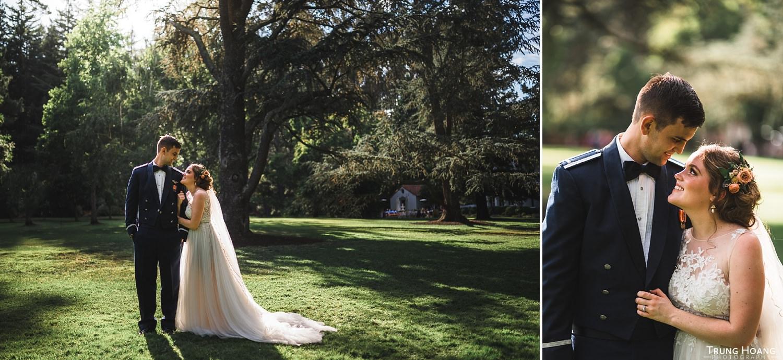 Cute couples portrait - Bay Area Wedding