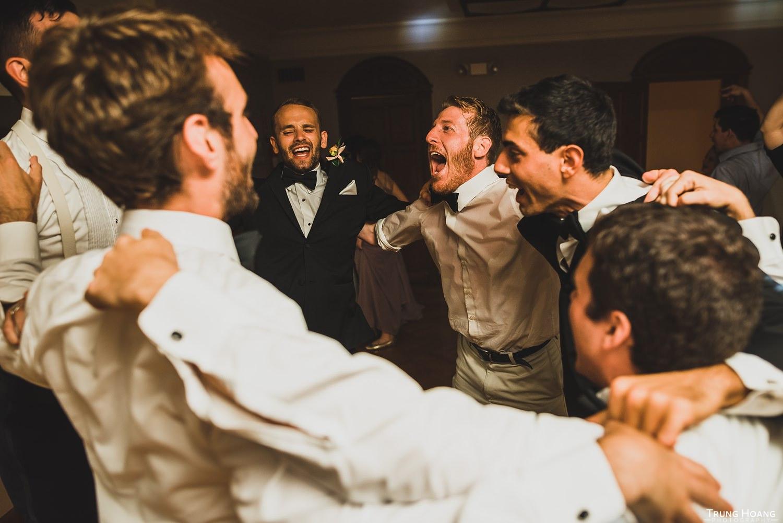 Hacienda de las Flores wedding reception