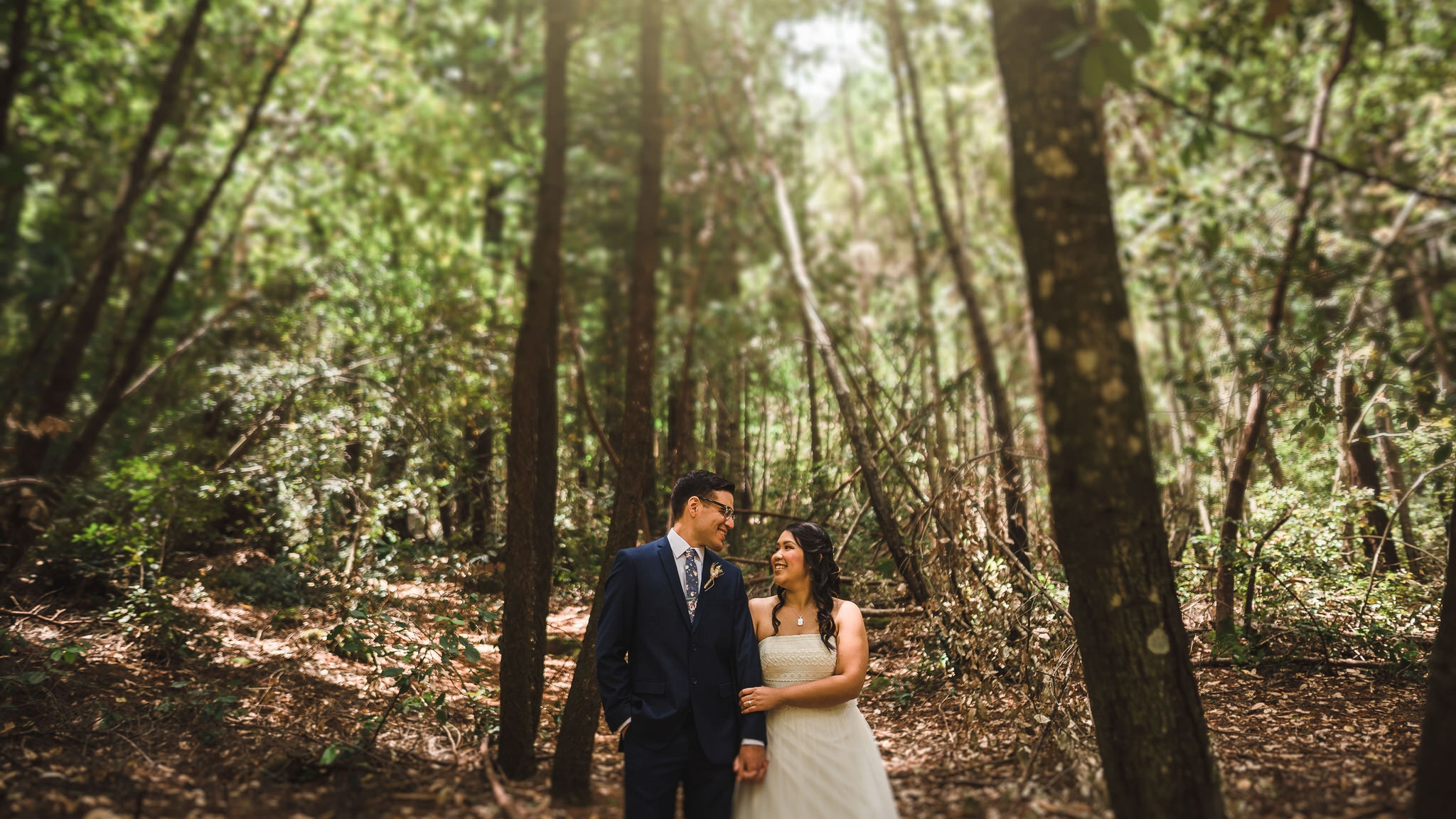 Sanborn County Park Wedding // Photo by Trung Hoang (www.trunghoangphotography.com)