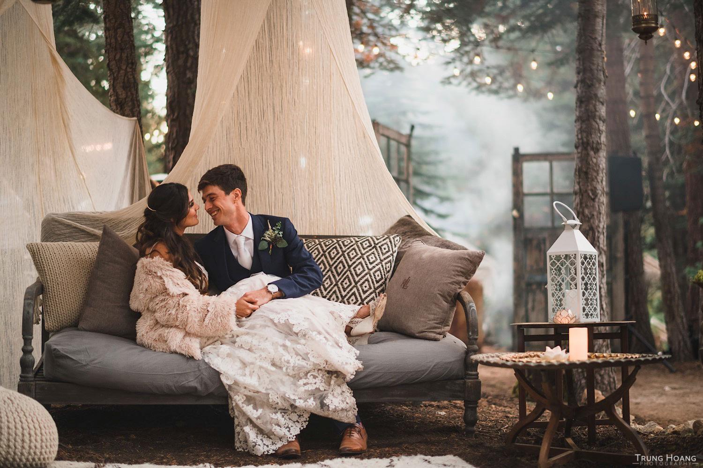 Romantic Cottage Style Wedding