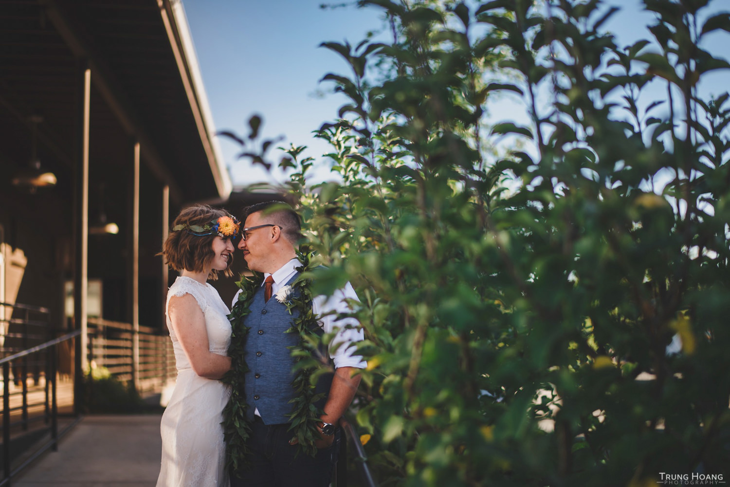 Modern Farm Style Wedding Venue
