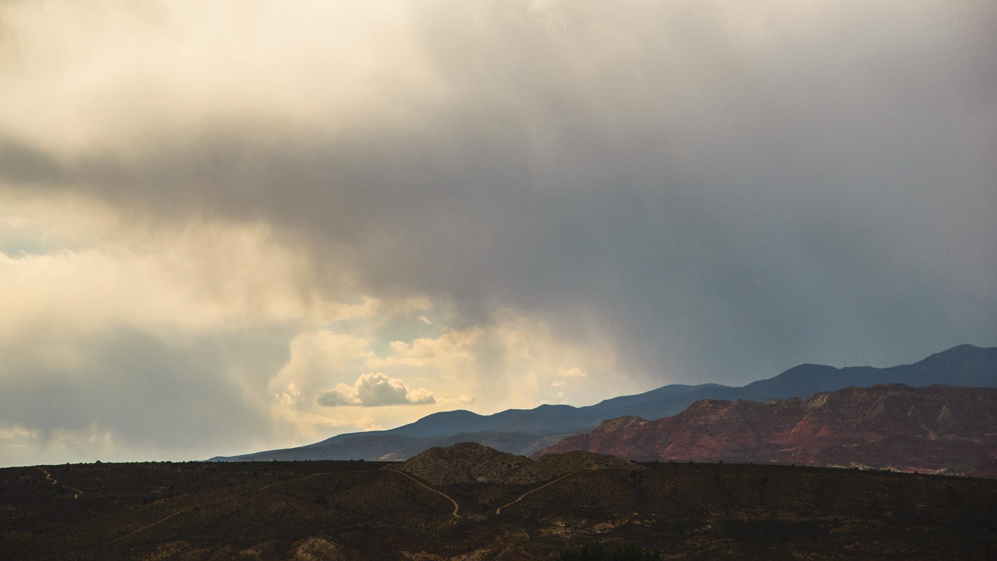 Southeast Nevada Landscape