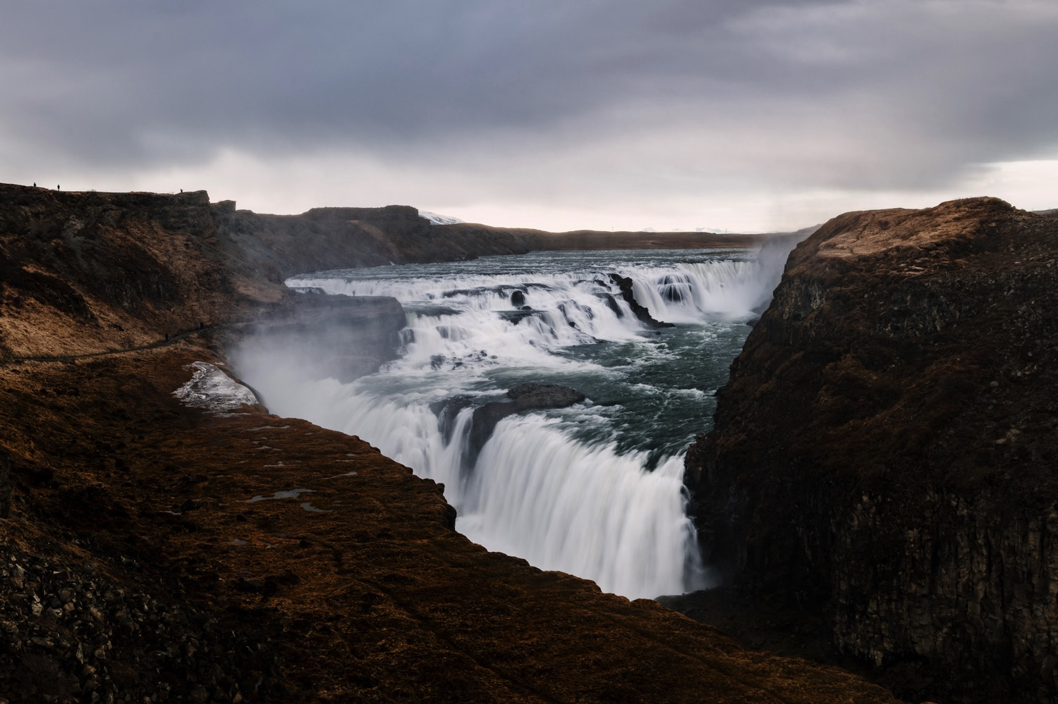 Gullfoss - Iceland Blog Part IIPhoto by Trung Hoang Photography |www.trunghoangphotography.com | San Francisco Bay Area Wedding Photographer