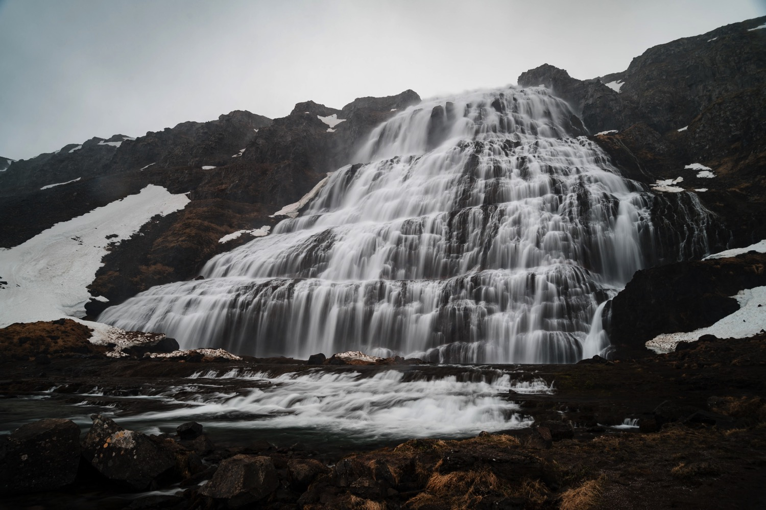 Dynjandi Waterfall - Iceland Blog Part IIPhoto by Trung Hoang Photography |www.trunghoangphotography.com | San Francisco Bay Area Wedding Photographer