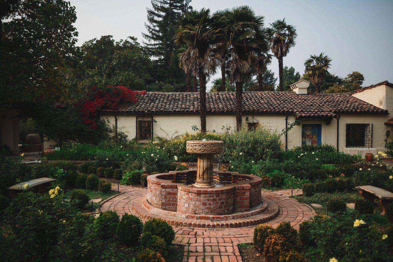 Palo Alto Wedding Venue