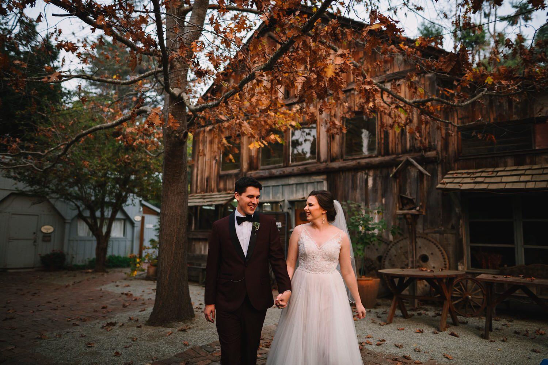 Menlo Park Wedding Venues