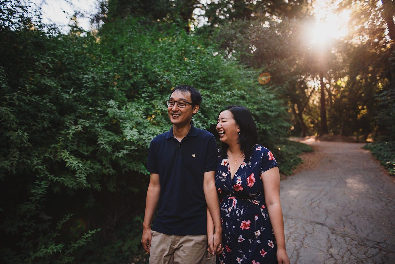 Sunrise Bay Area Engagement Photos