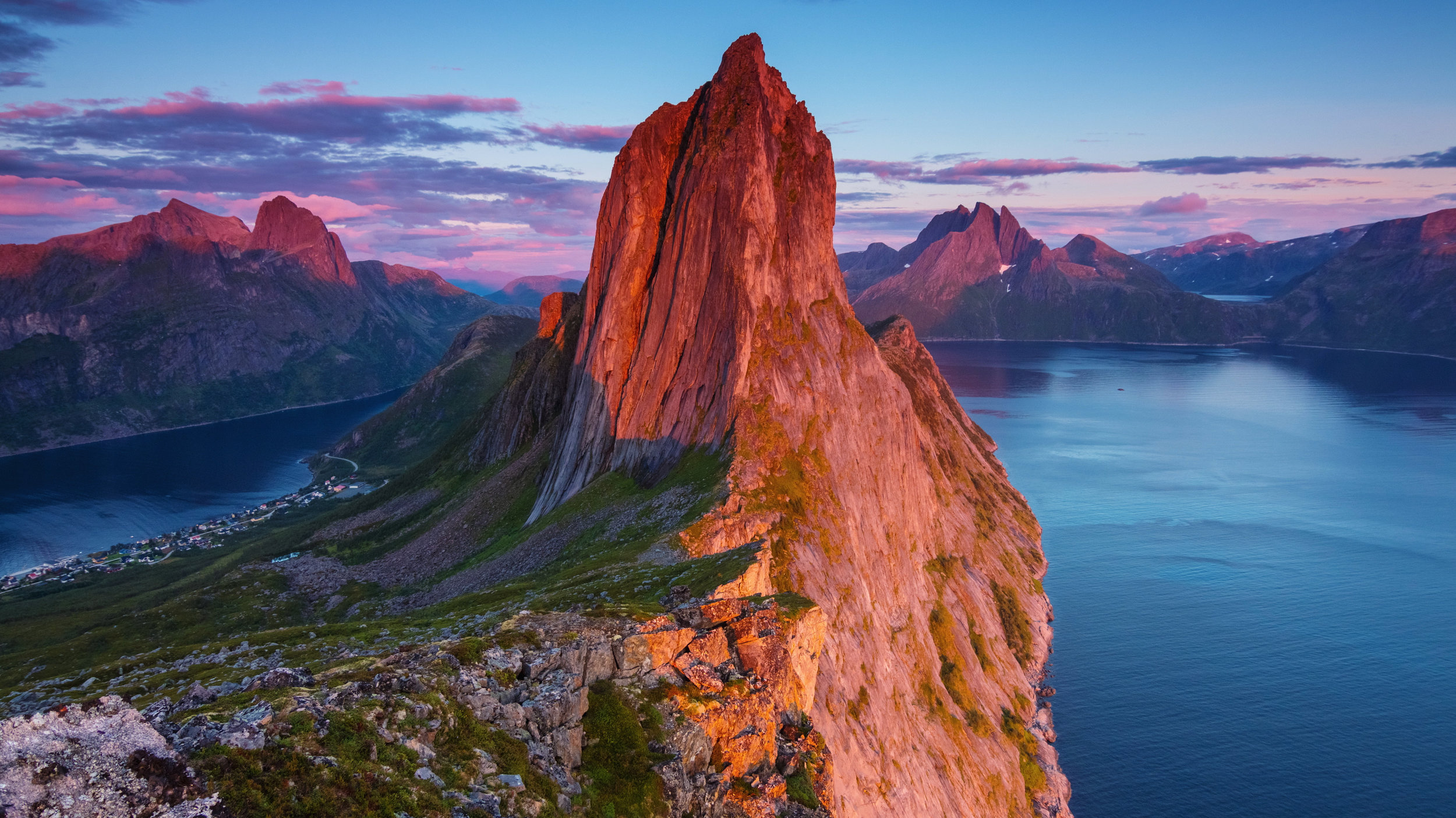 NORWAY - A TIME-LAPSE ADVENTURE IN 4K