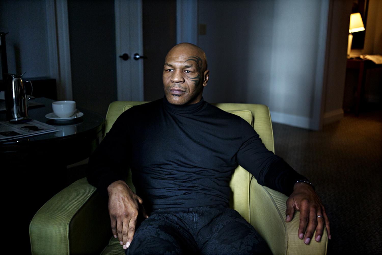 Mike Tyson, NY