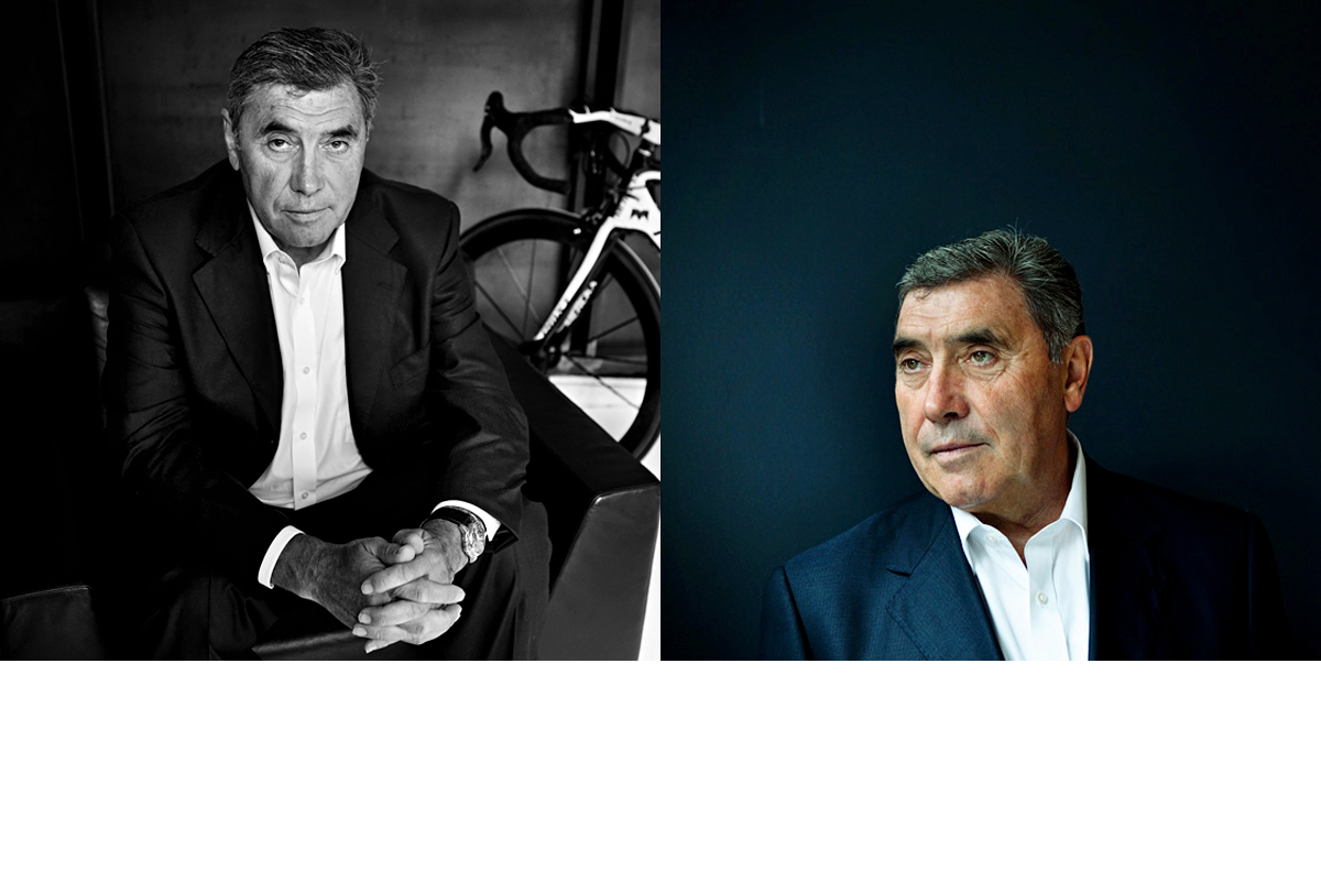 "Eddy Merckx, the ""Cannibal"""