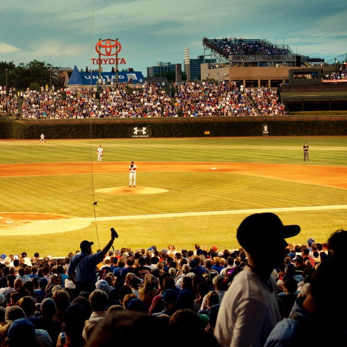 Wrigley Field and the Chicago Cubs
