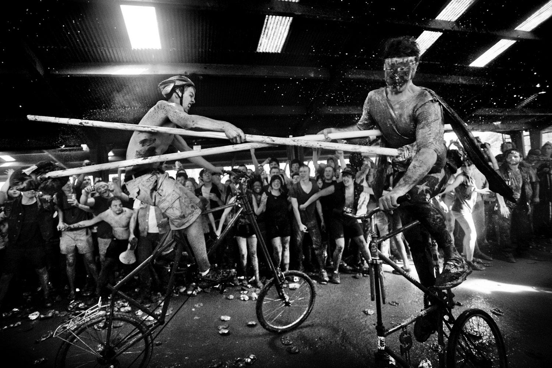 Bike Kill -