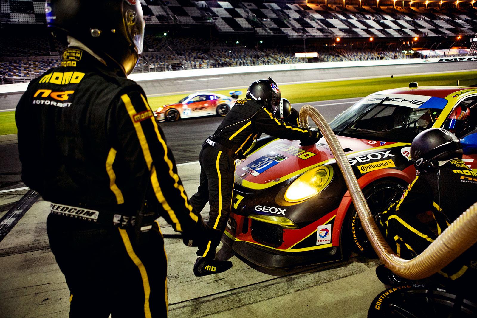 Daytona 24Hrs for the Redbulletin