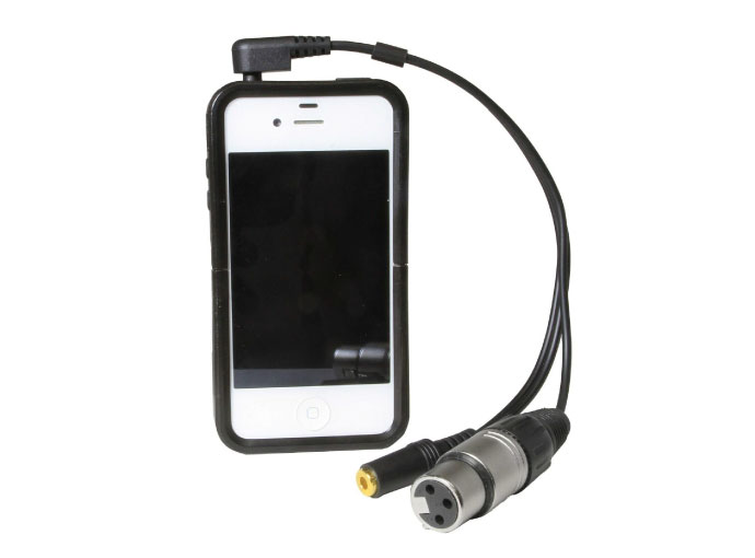 micropone adapter for iphone