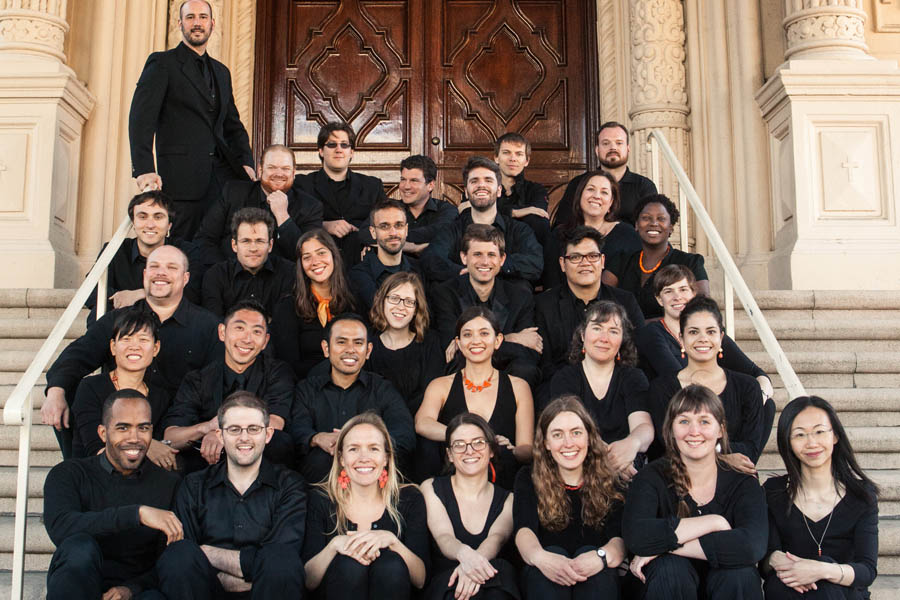 the International Orange Chorale of San Francisco