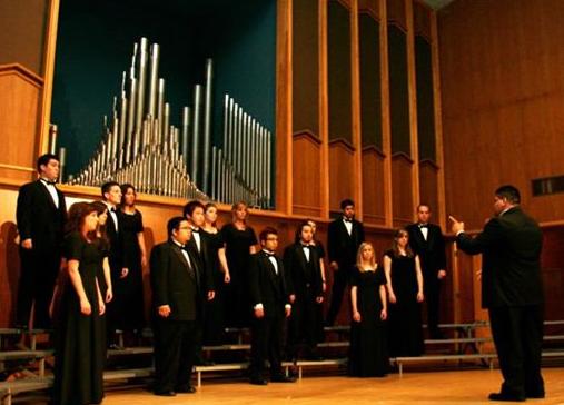 The Paul Delgado Singers