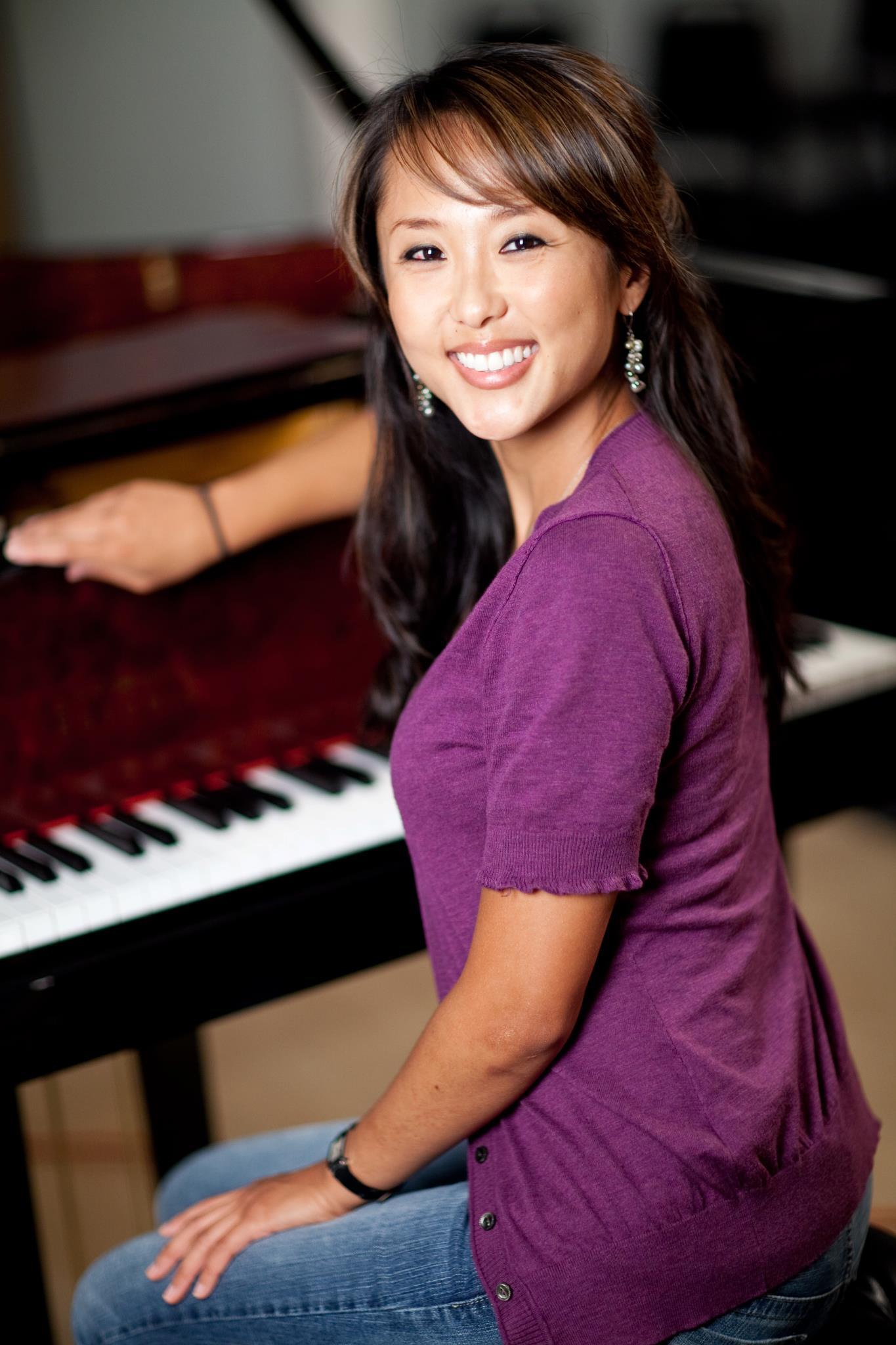 pianist Rachel Kim