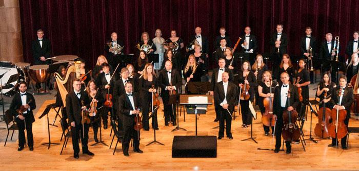 the Brazosport Symphony Orchestra