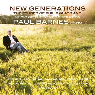 "Paul Barnes, ""New Generations"""
