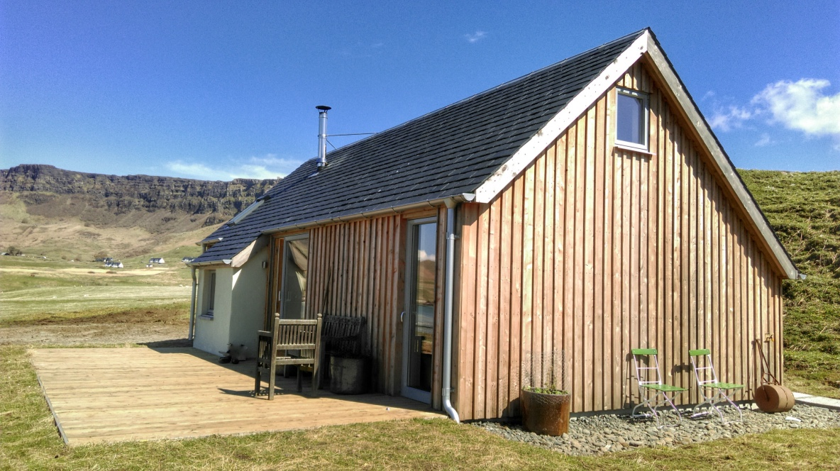 Laig Beach Bothy