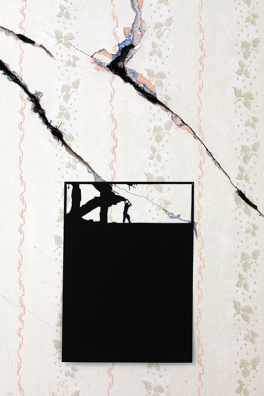 Copy of around the cracks (detail)