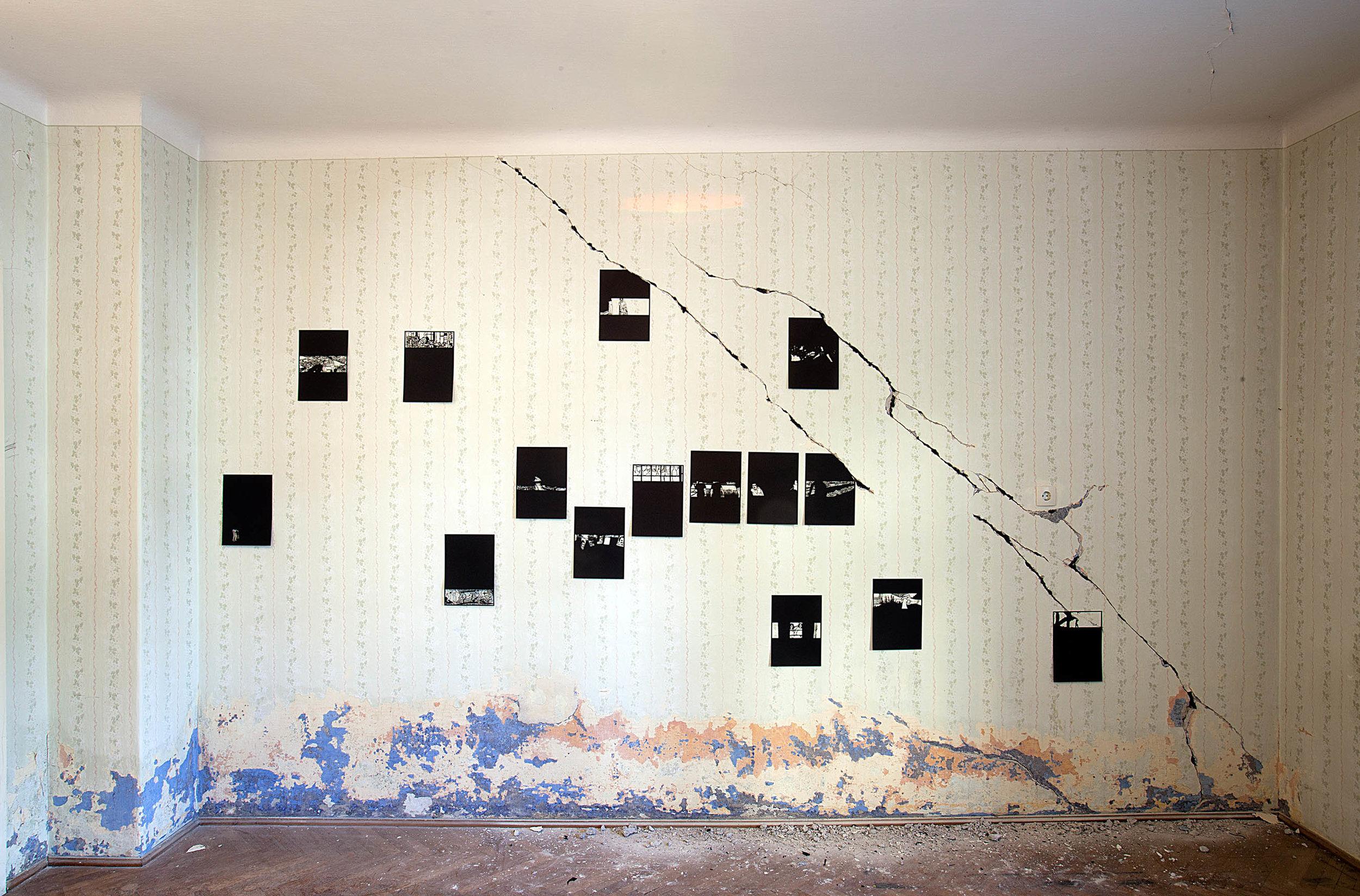 Copy of around the cracks