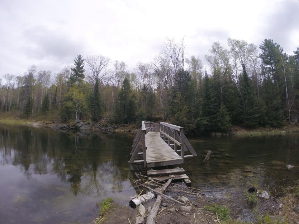Bridge over Kakakise Creek