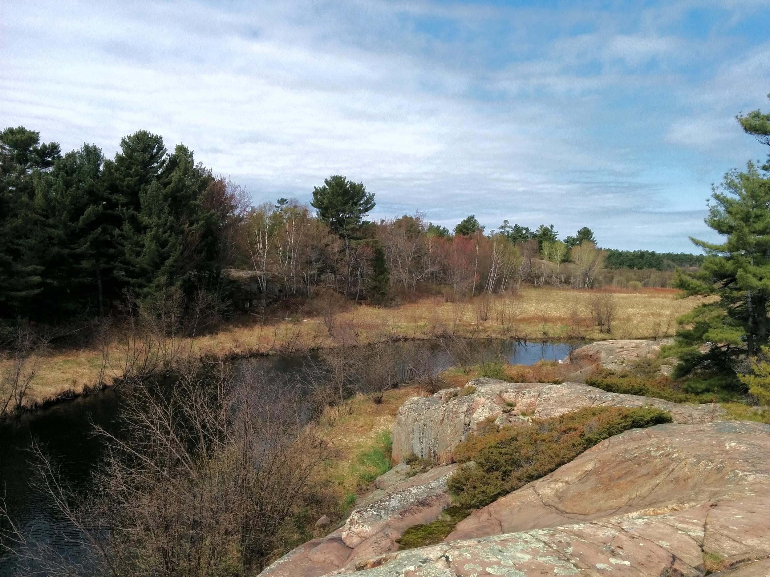 Chikanishing Creek