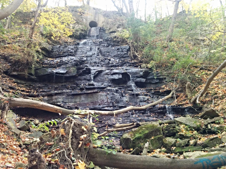 Denlow Falls