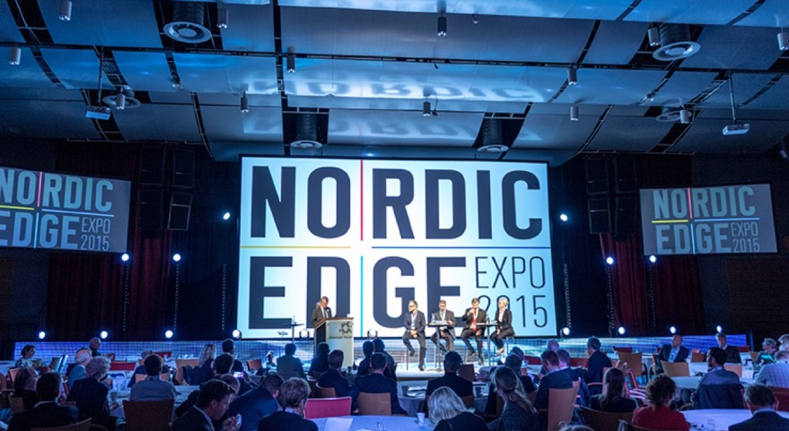 Exhibhitor at smart citry expo in stavanger