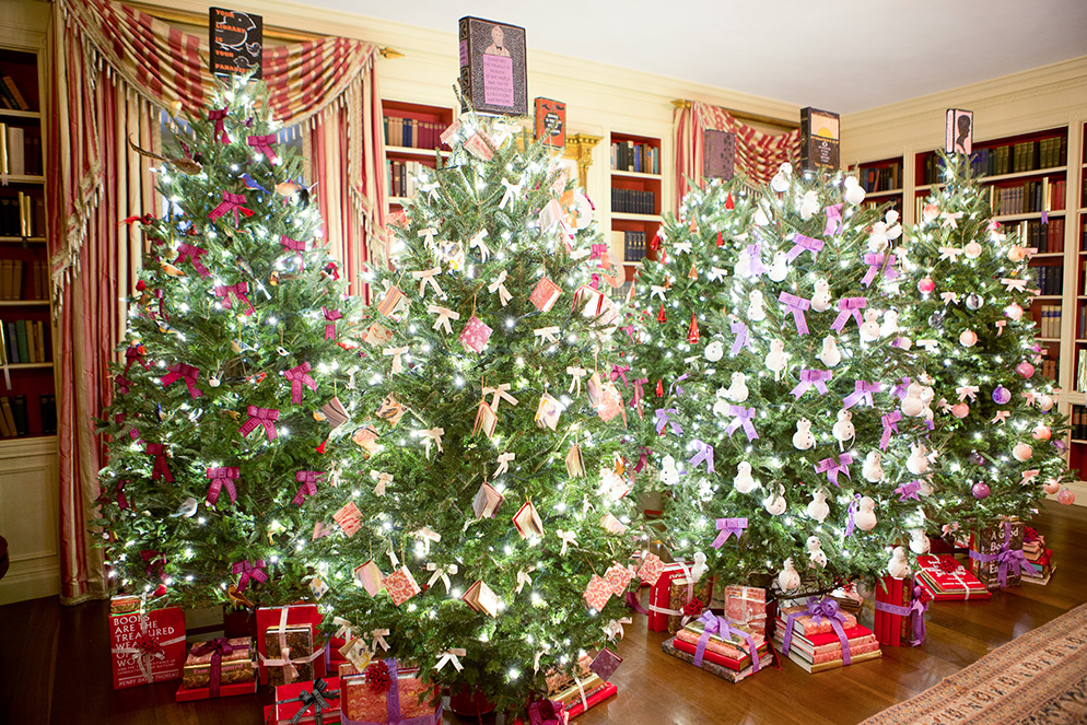 Christmas at the  White House 2015