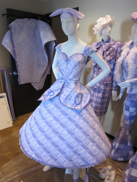 111th Anniversary of Bergdorf Goodman detail,