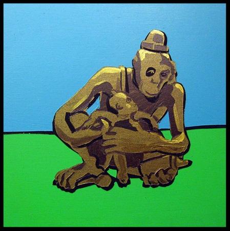 14 Monkey Otterness.jpg